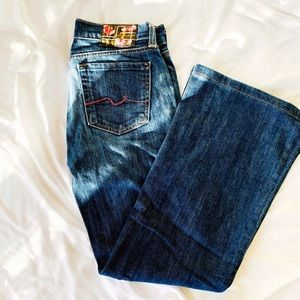 7 For All Mankind Girls Jean Size 12